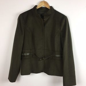 Worth Wool and Cashmere Jacket